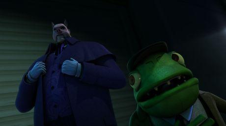 Beware the Batman Pyg and Mr Toad