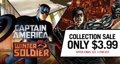 Captain America Sale