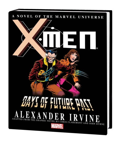 Days of Future Past Novel