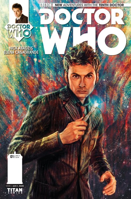 DOCTOR WHO THE TENTH DOCTOR #1