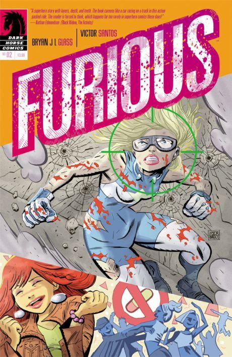 Furious 2 Cvr